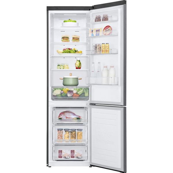Cele mai bune combine frigorifice top 3 - LG GBP32DSKZN recenzie