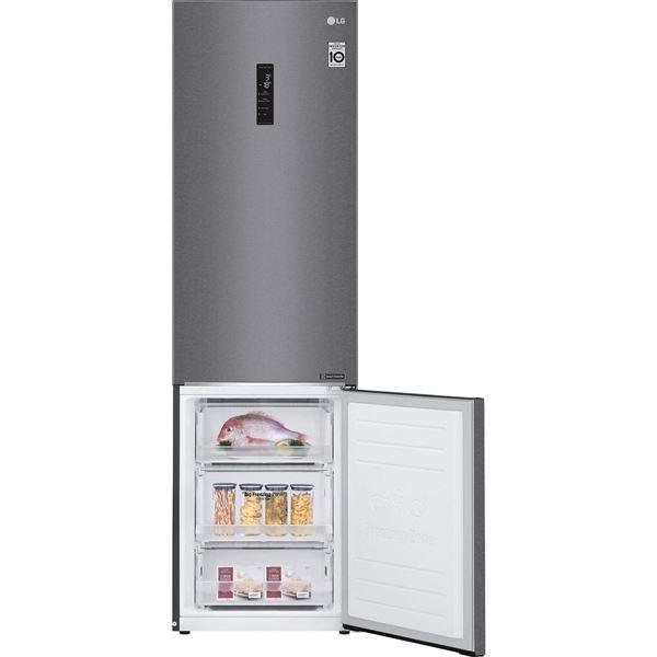 Cele mai bune combine frigorifice top 3 - LG GBP32DSKZN