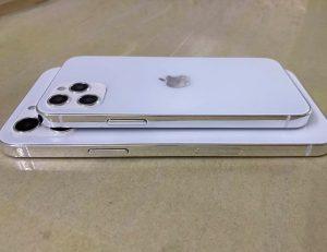 Noul iPhone 12 - primele poze