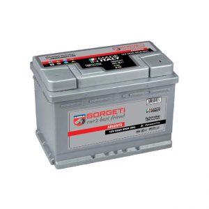 Cea mai buna baterie auto Sorgeti Argento