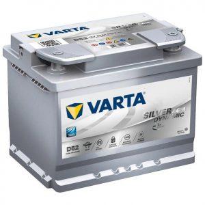 Cea mai buna baterie auto Varta AGM 60AH