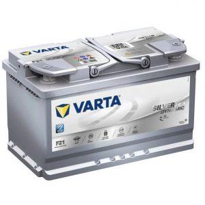 Cea mai buna baterie auto Varta F21 AGM
