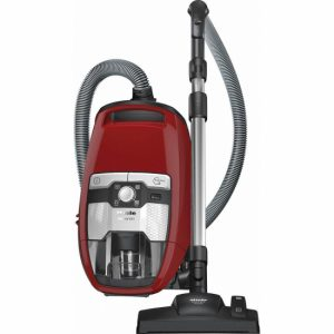 Cel mai bun aspirator fara sac - Miele Blizzard CX1 Red PowerLine SKRF3