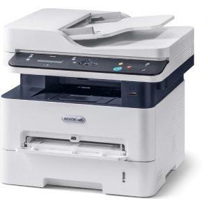 Xerox B205 impresii, opinii, multifunctionala mono